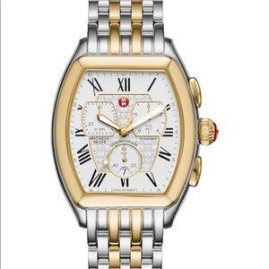 Authentic Michele Reléve Diamond watch